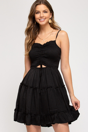 She and Sky Summer Dreams dress - Front cropped