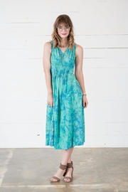Go Fish Clothing Summer Dress - Side cropped