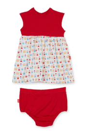Magnetic Me Summer Fare Modal Magnetic Dress and Diaper Cover - Product Mini Image