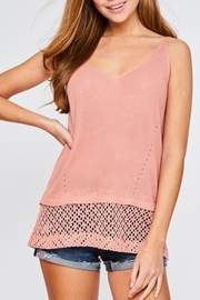 L Love Summer Festival top - Front cropped