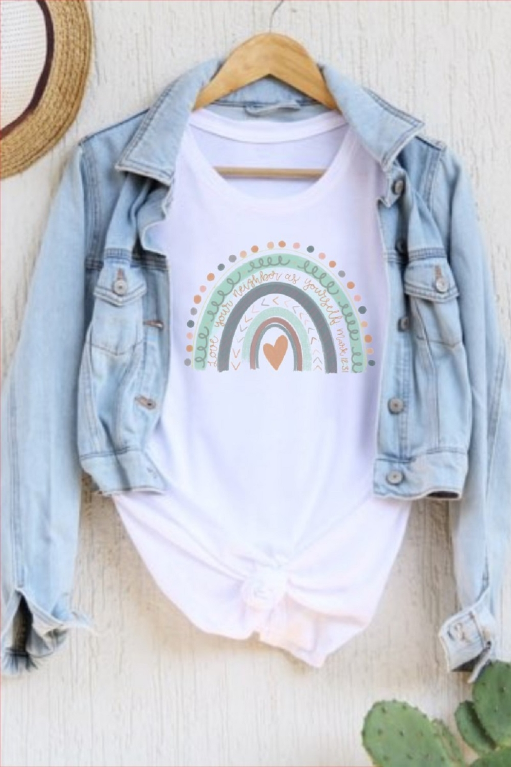 dash foward Summer Graphic Tees - Front Cropped Image