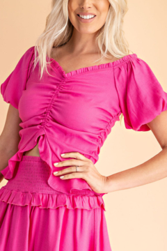 Glam Summer Hottie top - Product List Image