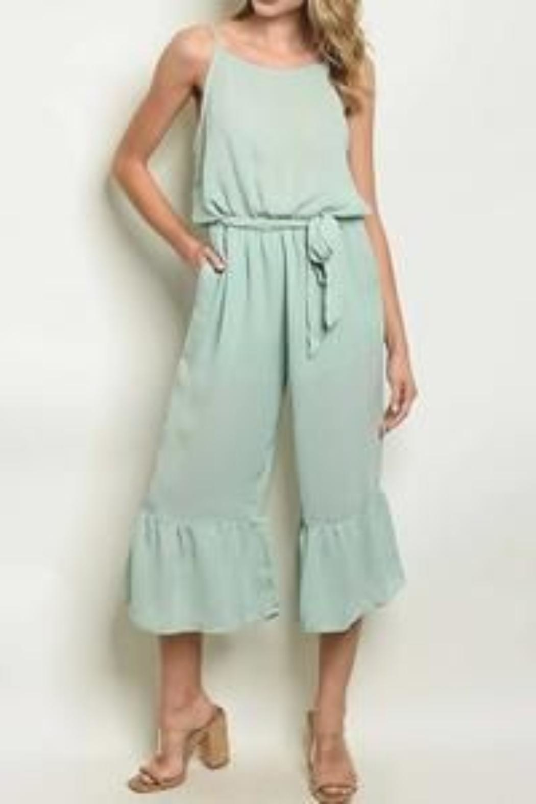 9d156c89c Unknown Factory Summer Jumpsuit from Raleigh by Athleisure — Shoptiques