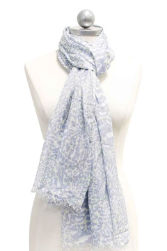 Cuccia Italia Summer Leopard Scarf - Alternate List Image