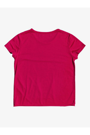 Roxy Summer Long B Tie-Front Tee - Front full body