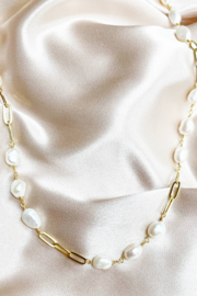 True By Kristy Summer Love Necklace - Front full body