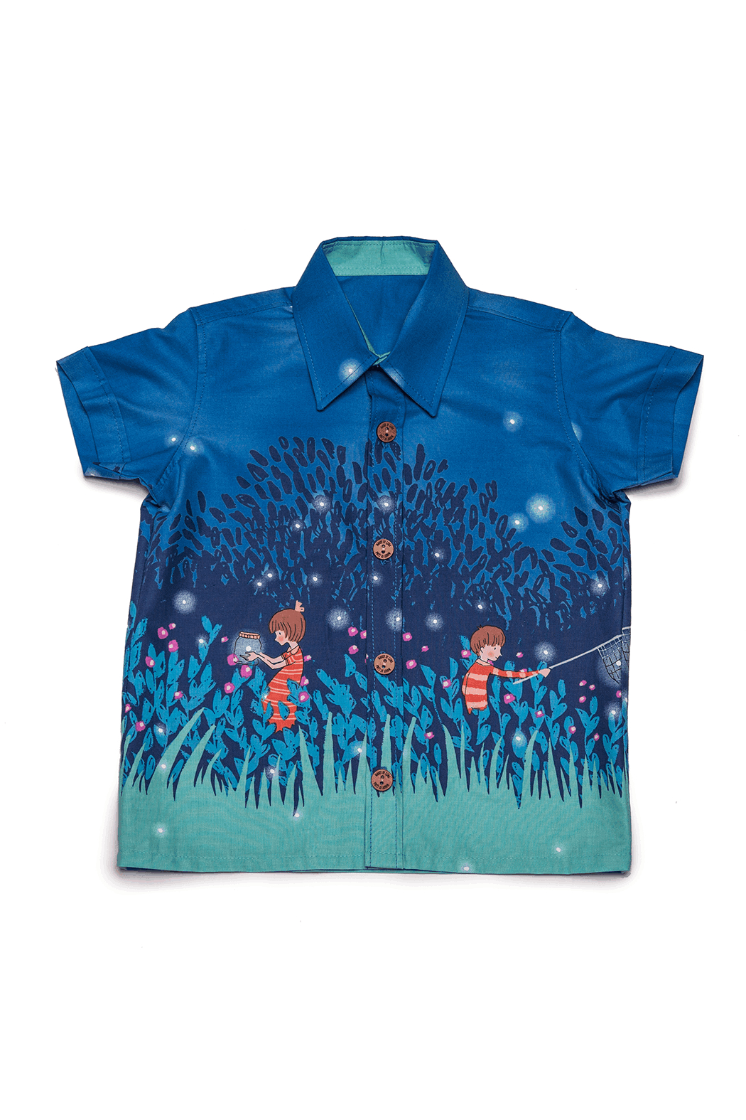 Mandy by Gema Summer Night Light Shirt - Main Image