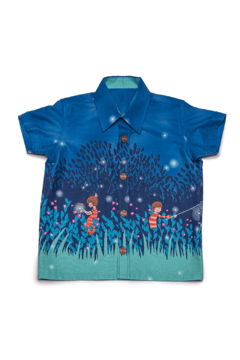 Shoptiques Product: Summer Night Light Shirt