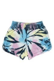 Tiny Whales  Summer Nights Dolphin Shorts - Front cropped