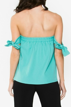 Sugar Lips Summer Off-The-Shoulder Top - Alternate List Image