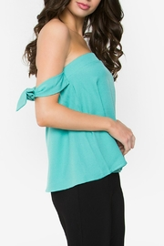 Sugar Lips Summer Off-The-Shoulder Top - Front full body