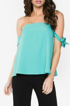 Sugar Lips Summer Off-The-Shoulder Top - Product List Image