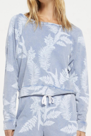 z supply Summer Palm Pollover - Front full body