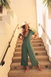 SAGE THE LABEL Summer Paradise Jumpsuit - Product Mini Image