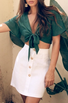 SAGE THE LABEL Summer Paradise Top - Product List Image