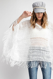easel Summer Poncho - Product Mini Image