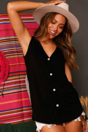 Fantastic Fawn Summer's End Top - Front full body