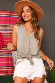 Fantastic Fawn Summer's End Top - Product Mini Image