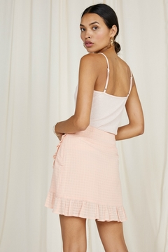 SAGE THE LABEL SUMMER'S EVE RUFFLE SKIRT - Alternate List Image
