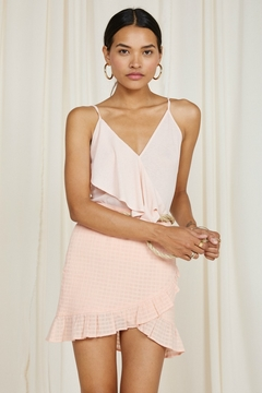 SAGE THE LABEL SUMMER'S EVE RUFFLE SKIRT - Product List Image
