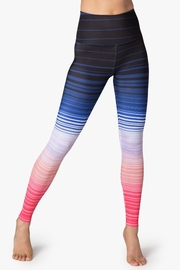 Beyond Yoga Summer Shades Legging - Front cropped