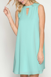 She + Sky Summer Shift dress - Product Mini Image