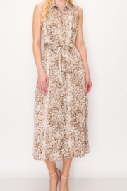 PerSeption Concept Summer Snakeskin Dress - Product Mini Image
