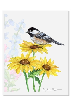 Sally Eckman Roberts Summer Songs Chickadee - Alternate List Image