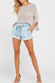 Wishlist Summer Stripe Sweater - Product Mini Image