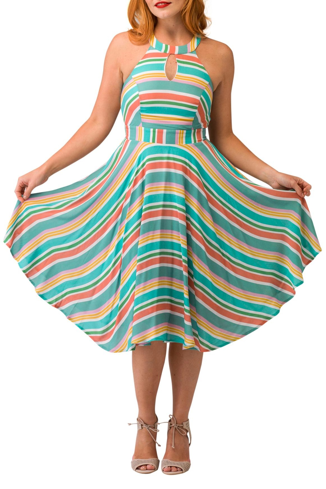 4b924ce5dc Smak Parlour Summer Stripes Dress from Omaha by Daisy Jones  Locker ...