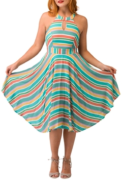 Shoptiques Product: Summer Stripes Dress