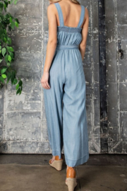 eesome Summer Style jumpsuit - Front full body