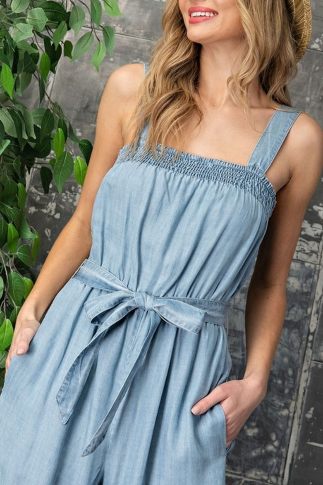 eesome Summer Style jumpsuit - Side Cropped Image