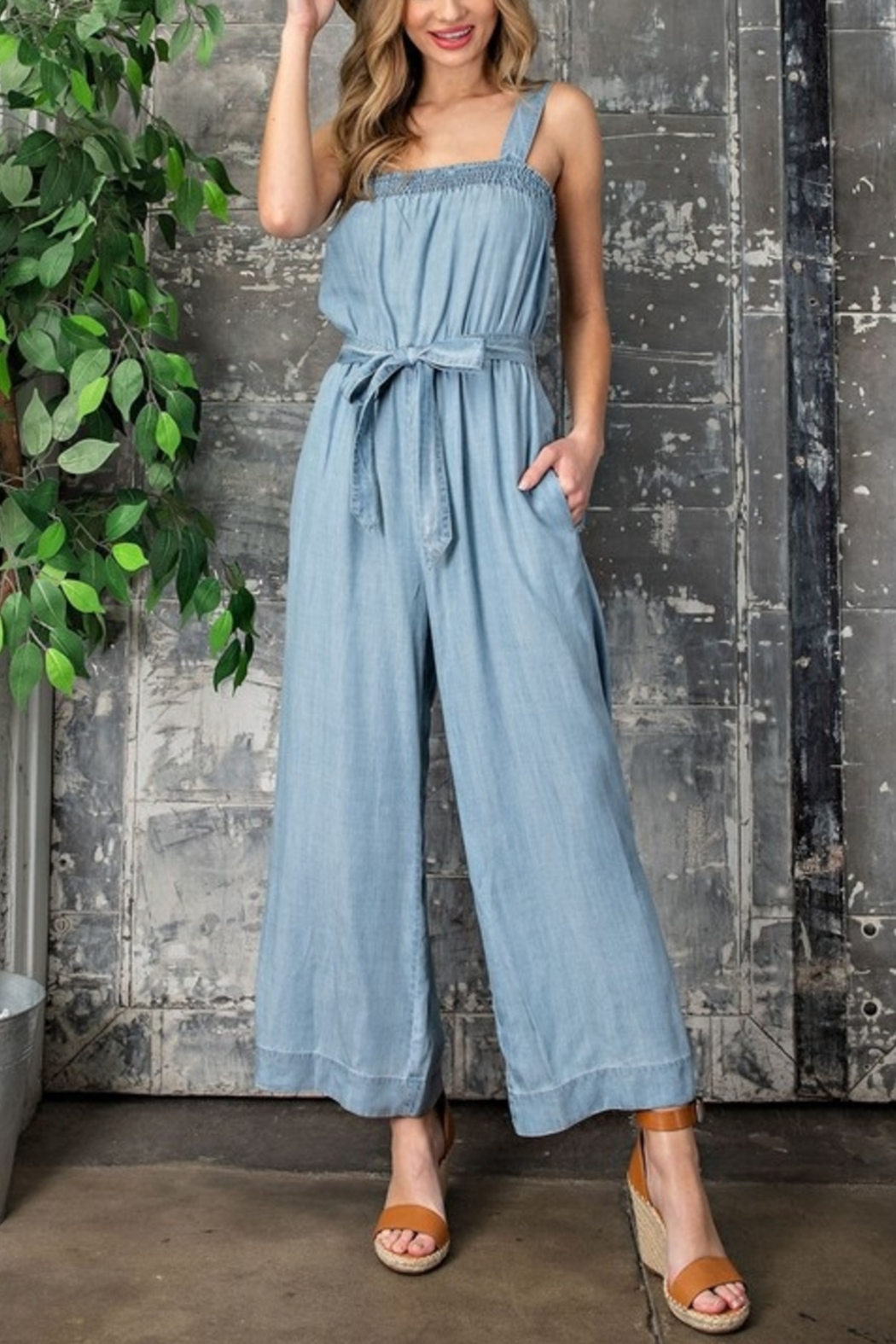eesome Summer Style jumpsuit - Main Image