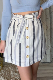 blu Pepper  Summer Style skirt - Product Mini Image