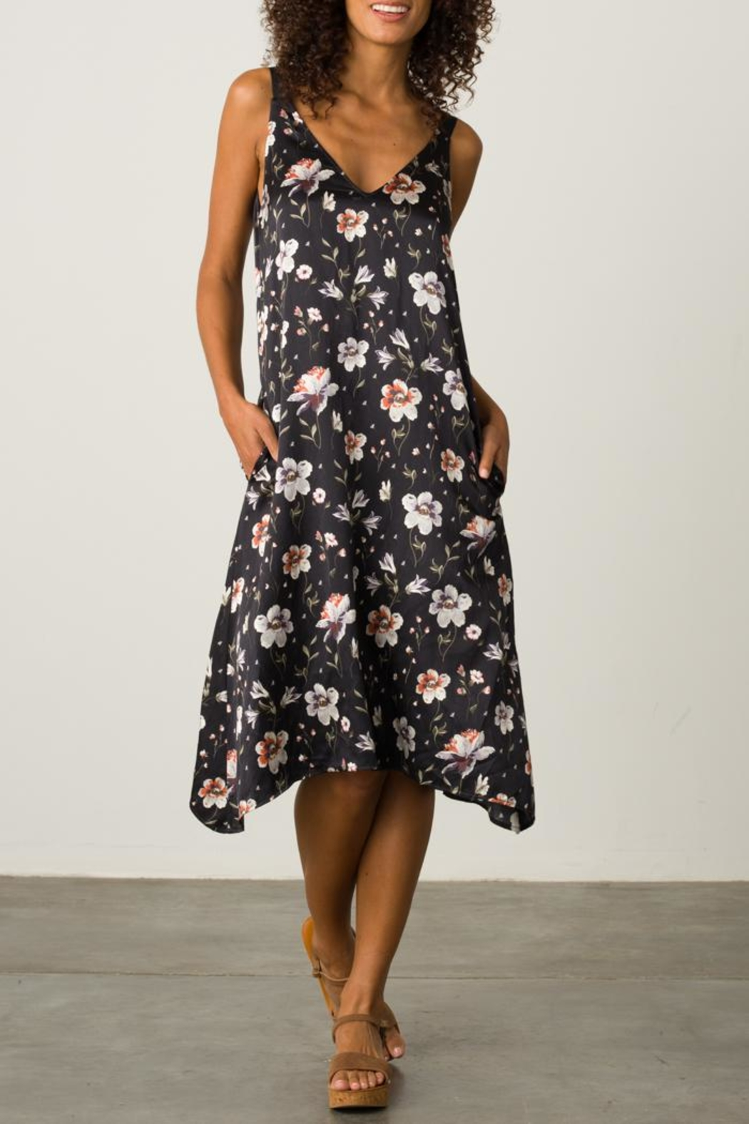 Margaret O'Leary Summer Swing Dress - Front Cropped Image