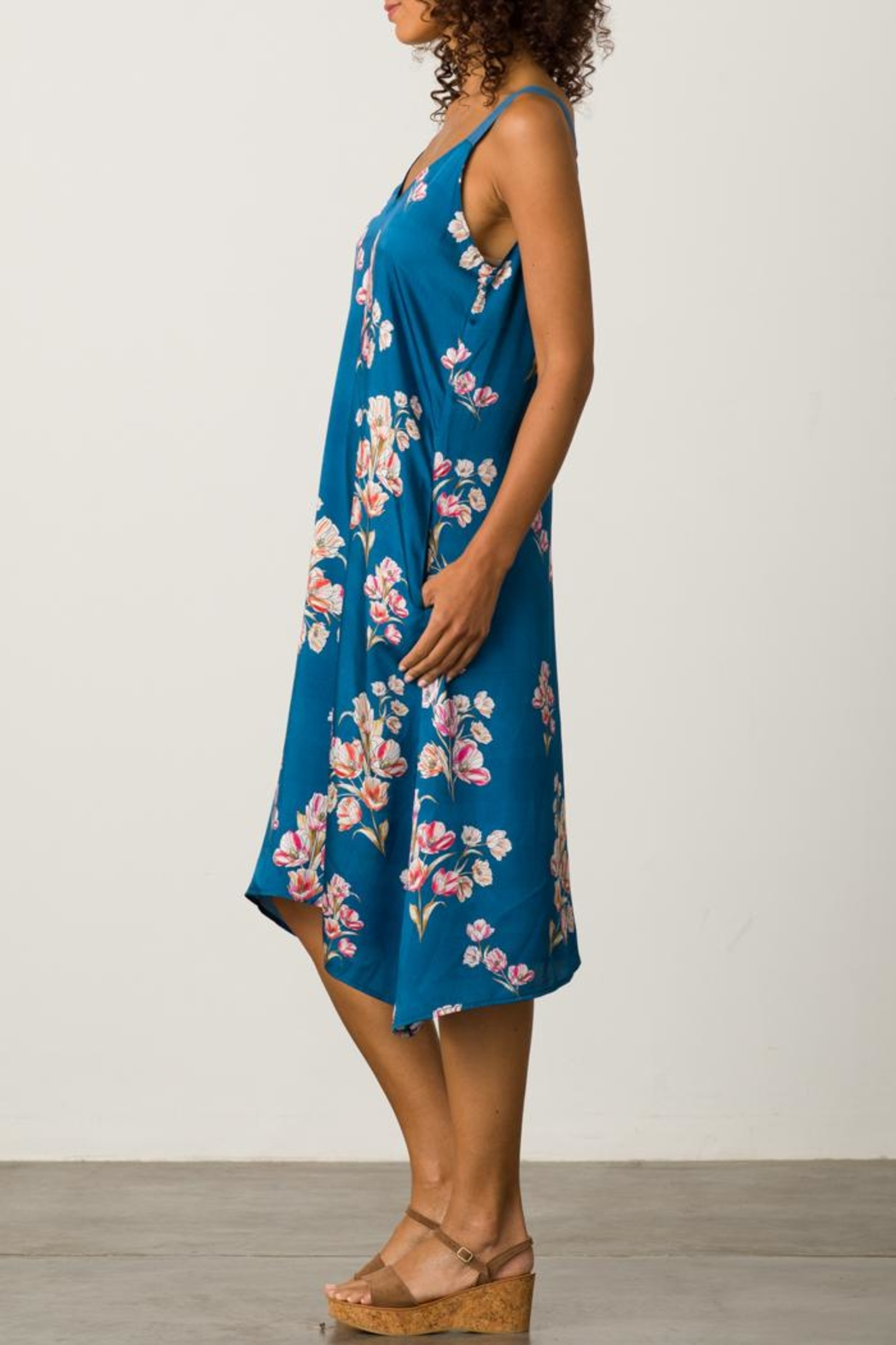 Margaret O'Leary Summer Swing Dress - Side Cropped Image