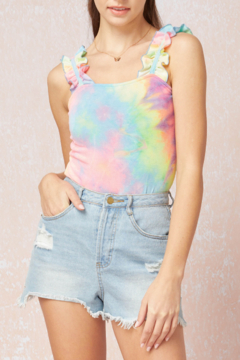 entro  Summer Vibes top - Product List Image