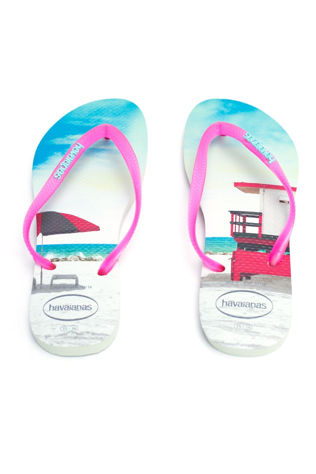 Havaianas Summer View Sandal - Front Full Image