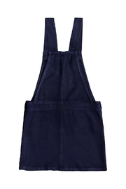 Roxy Summers End Dungaree Dress - Front full body
