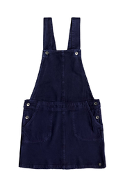 Roxy Summers End Dungaree Dress - Front cropped
