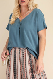 Kori Summertime Fun top - Front cropped