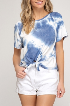 Shoptiques Product: Summertime Groove top