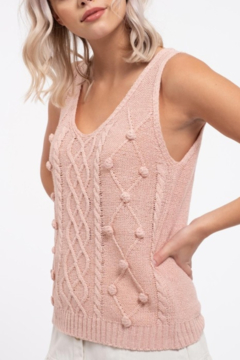 blu Pepper  Summertime Knit top - Product List Image
