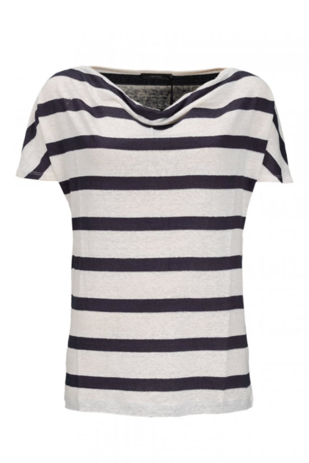 Emotions Summery Striped T-Shirt - Main Image