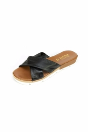 Summit White Mountain  Summit Floretta Sandal - Front cropped