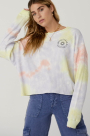 Daydreamer  Sun Cropped Thermal - Product Mini Image