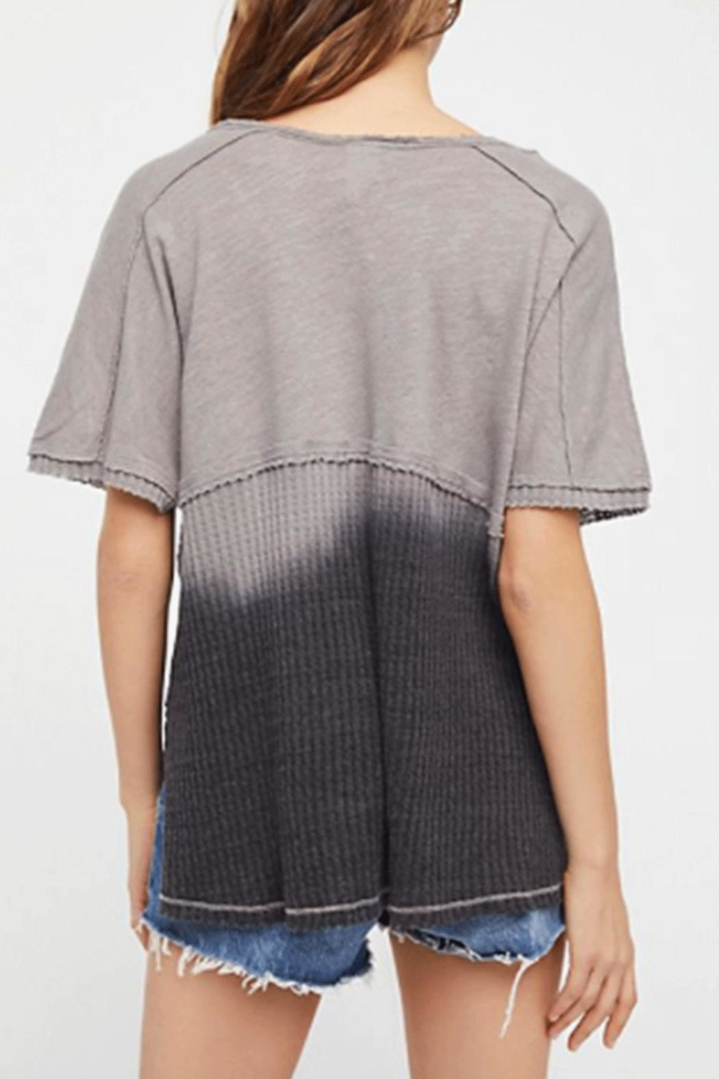 Free People Sun Dial Tee - Front Full Image