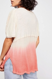 Free People Sun Dial Tee - Front full body