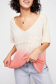 Free People Sun Dial Tee - Front cropped